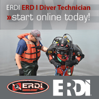 Emergency Response Diving International ERD I Diver Training, 360-991-2999